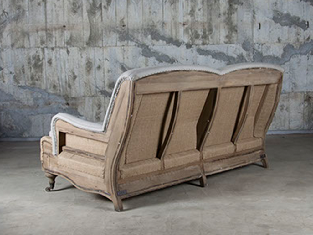 19century French style 3seater sofa