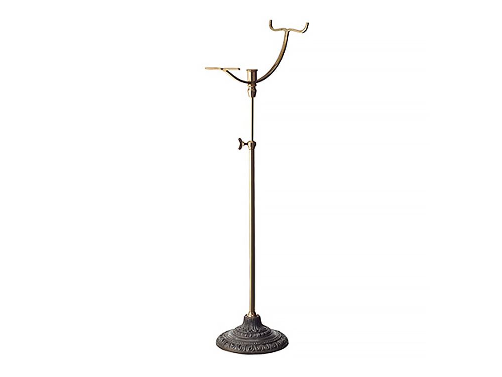 Shoes display stand– Round base –