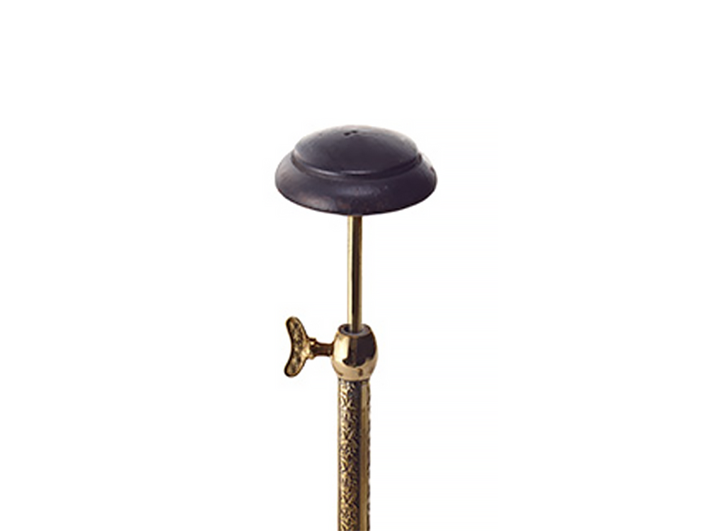 Hat stand – Victorian base –