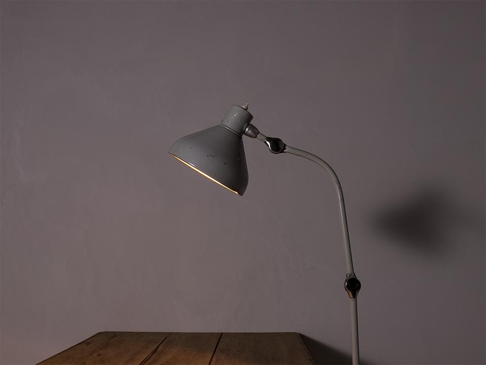 JUMO GS1 Lamp by Charlotte Perriand l シャルロットペリアン クランプライト