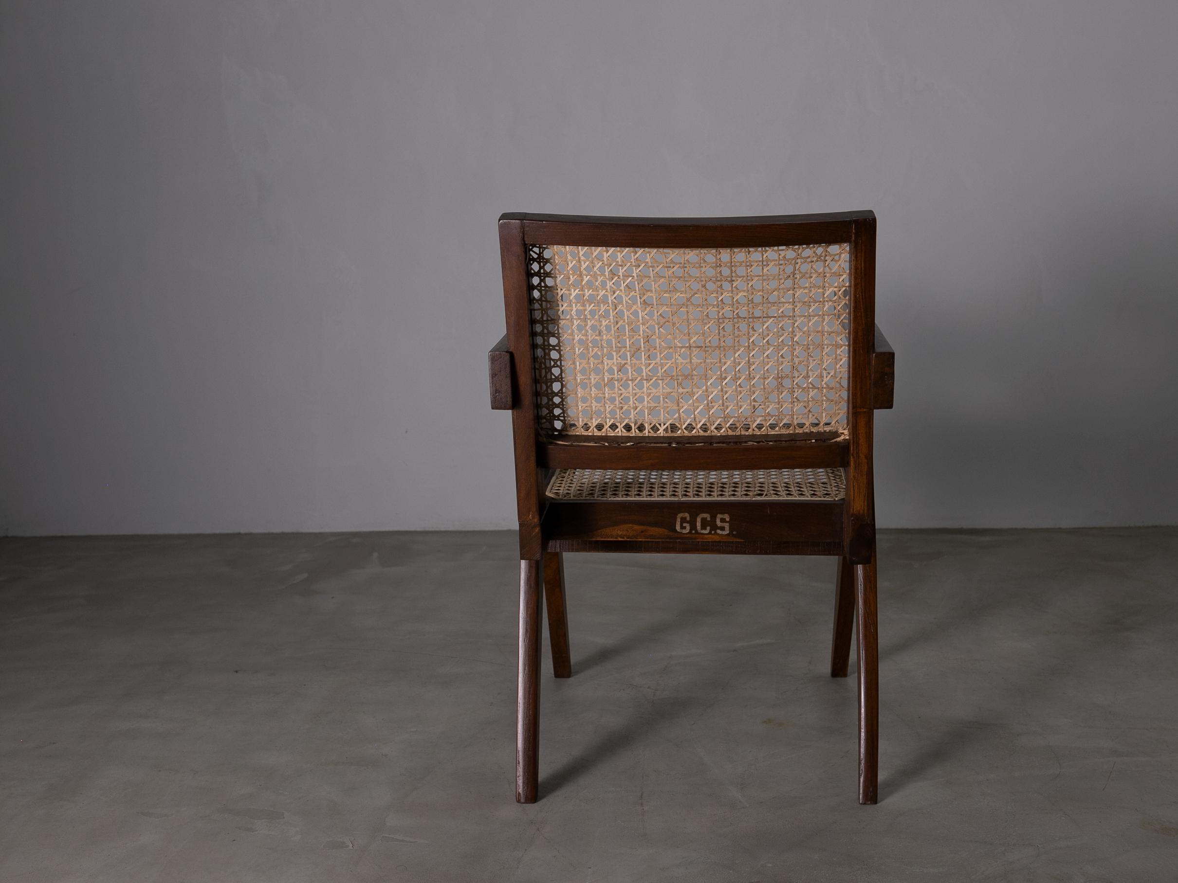 Office Chair by Pierre Jeanneret