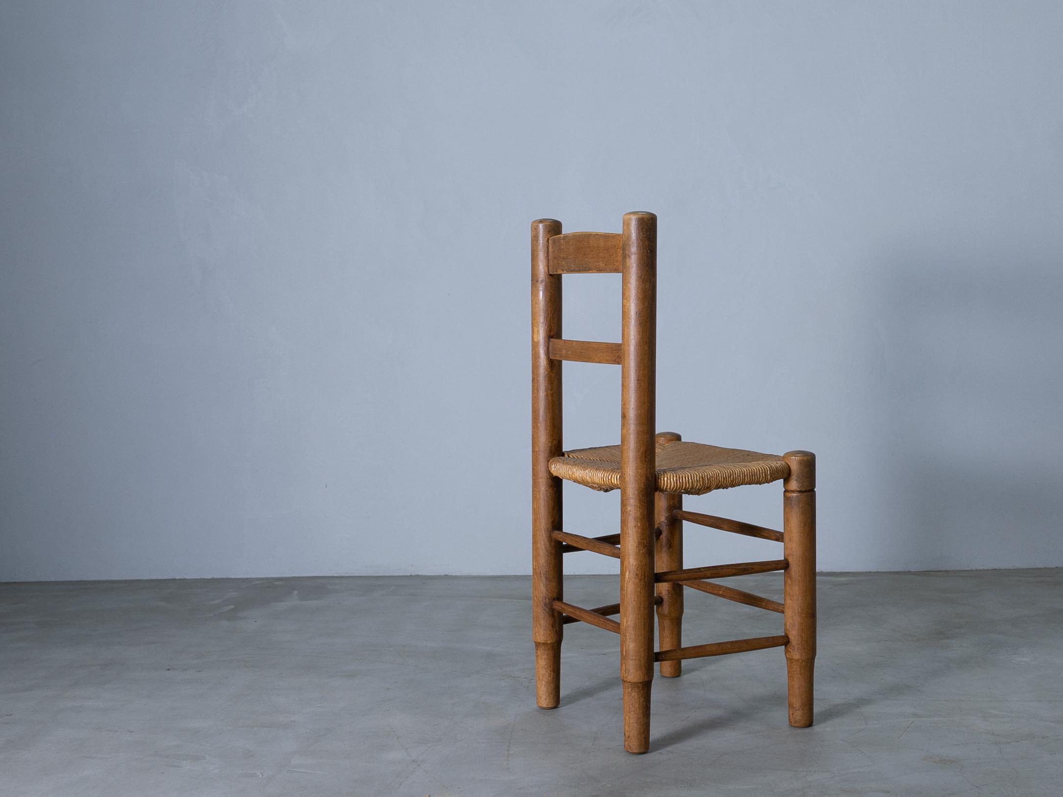 Wooden Chair I ビンテージチェアー