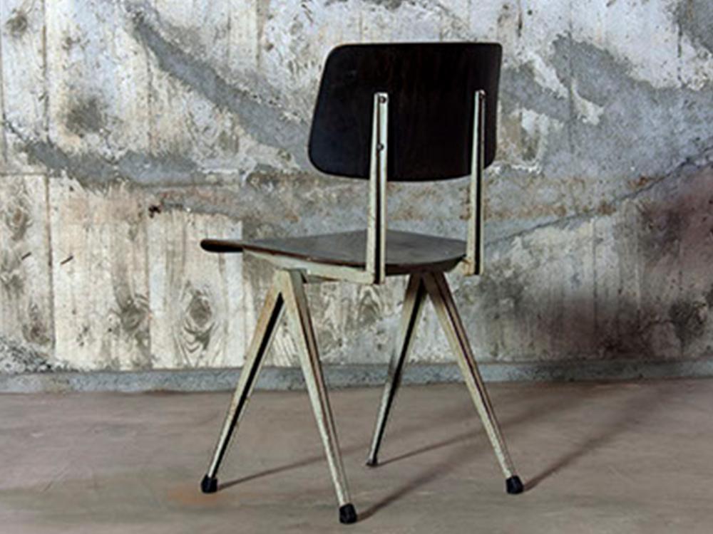 Vintage Galvanitas chair