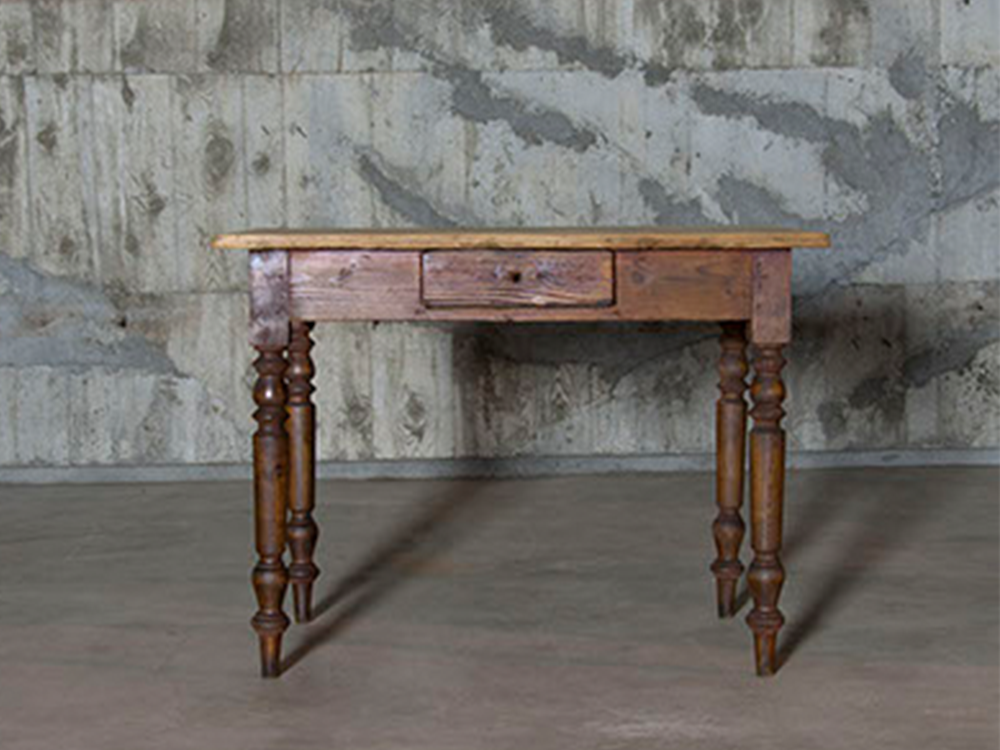 Pine farmer's table   – 1930's / France –