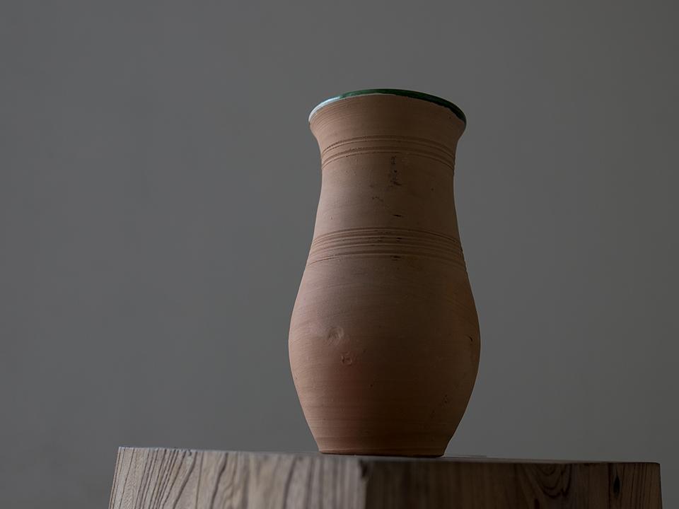 Vintage flower vase l ビンテージフラワーベース