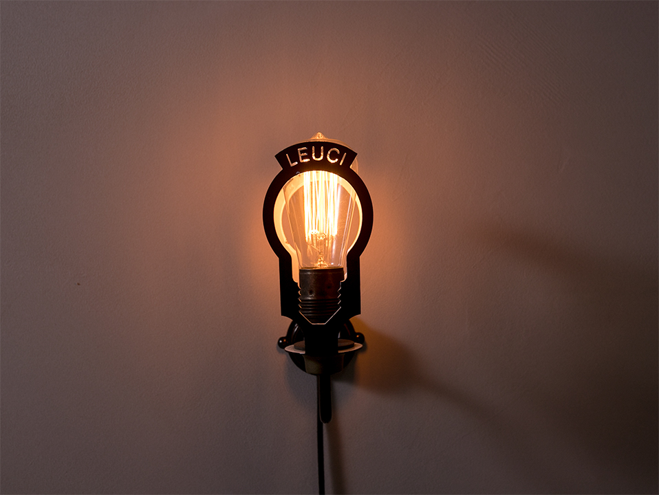 LEUCI wall lamp sing l イタリアンウォールライト