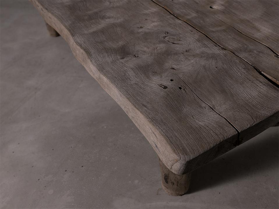 Wooden primitive table I プリミィティブテーブル