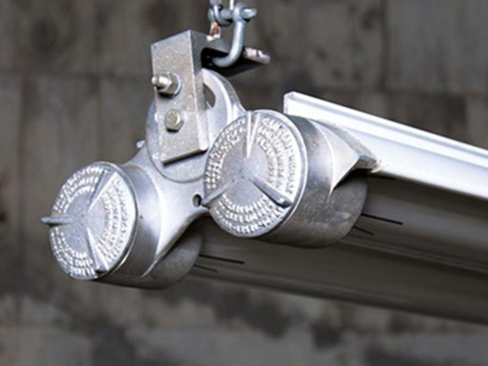 Industrial tube light