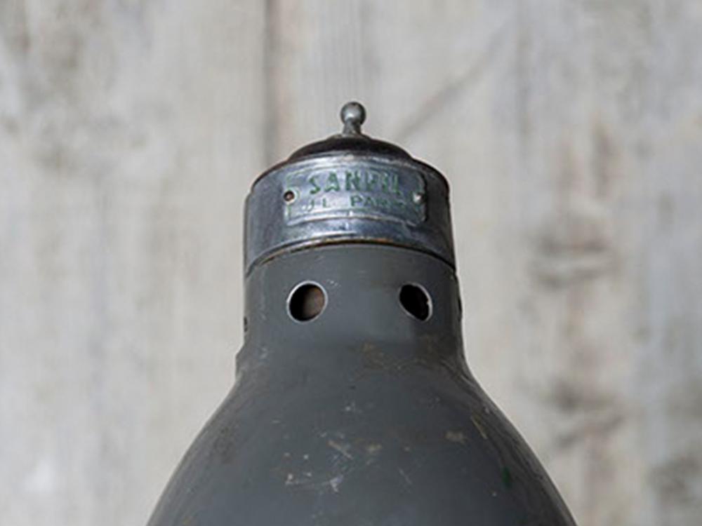 Industrial wall lamp – Sanfil –