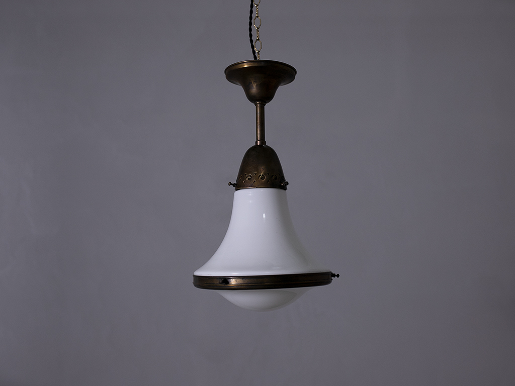 Vintage pendant light l ペンダントライト