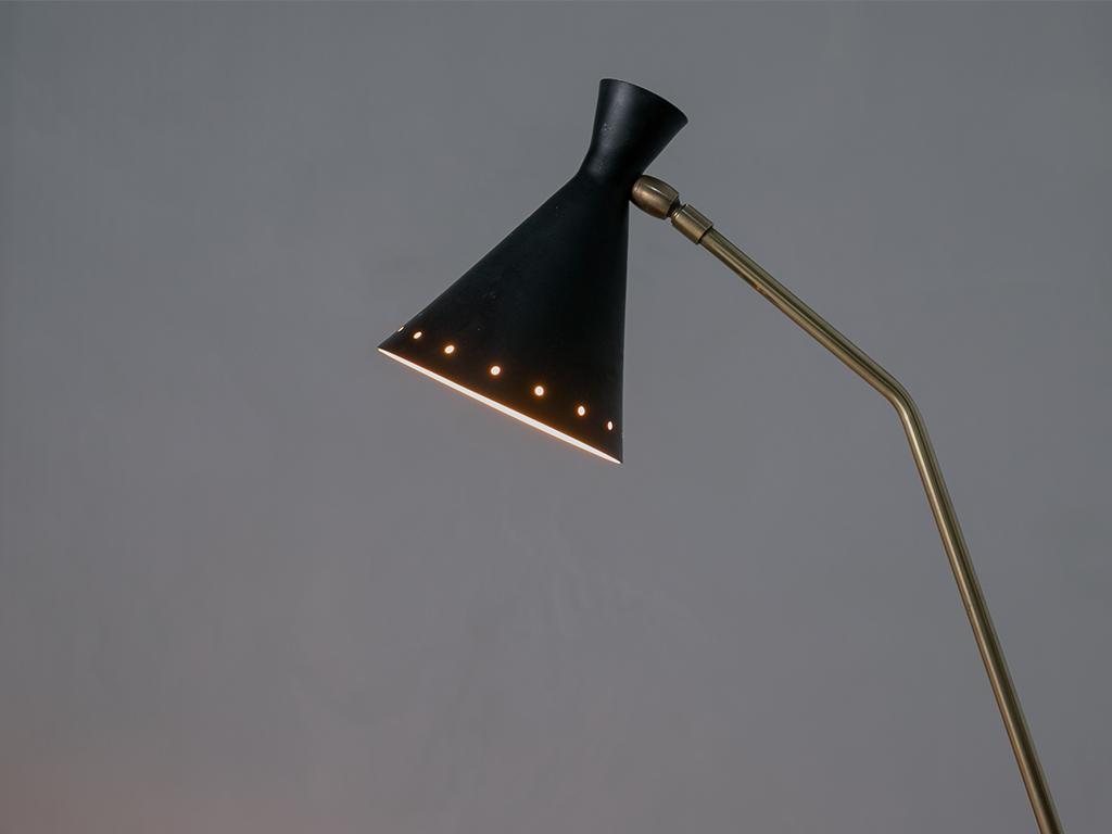 Vintage Stilnovo desk lamp l  スティルノボ デスクランプ
