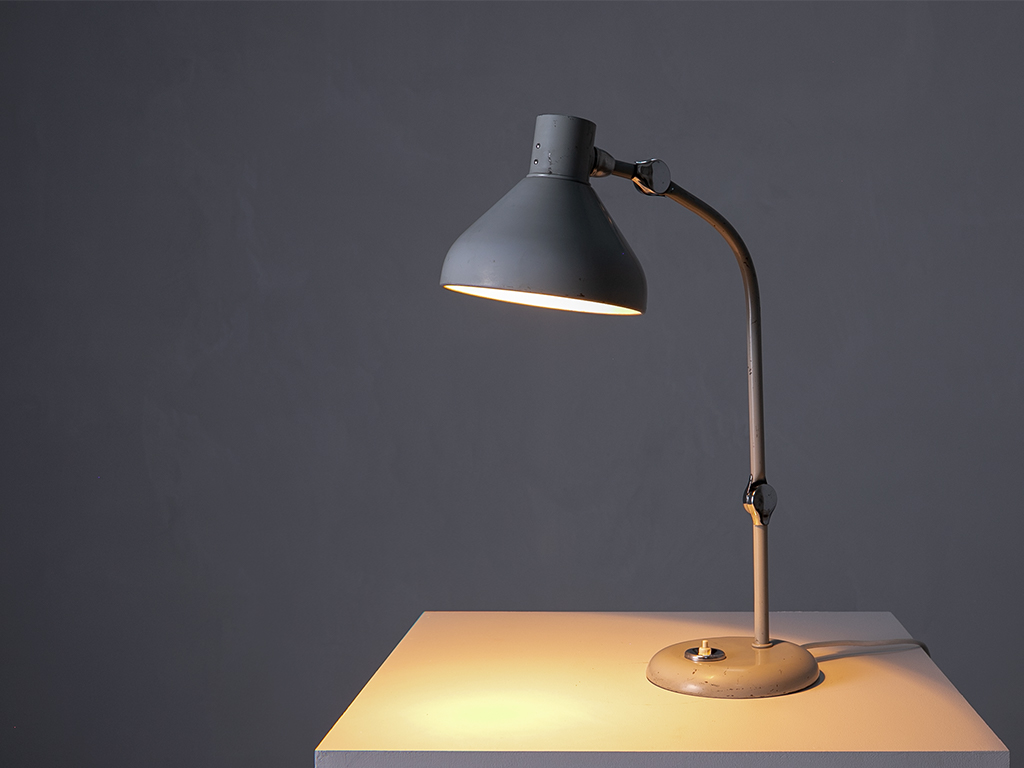 JUMO GS1 Lamp by Charlotte Perriand l シャルロットペリアン デスクライト