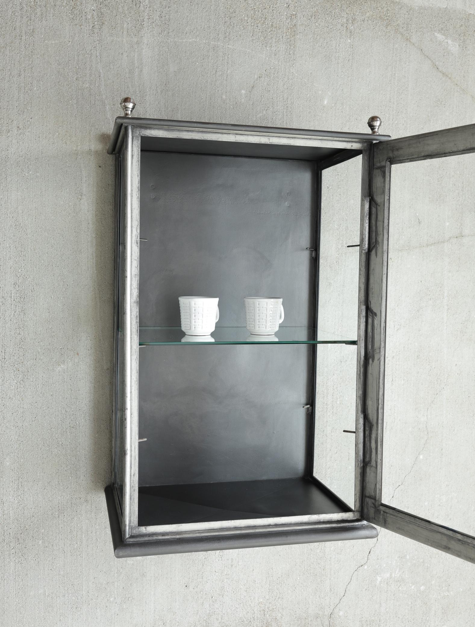 Vintage Glass Cabinet I キャビネット