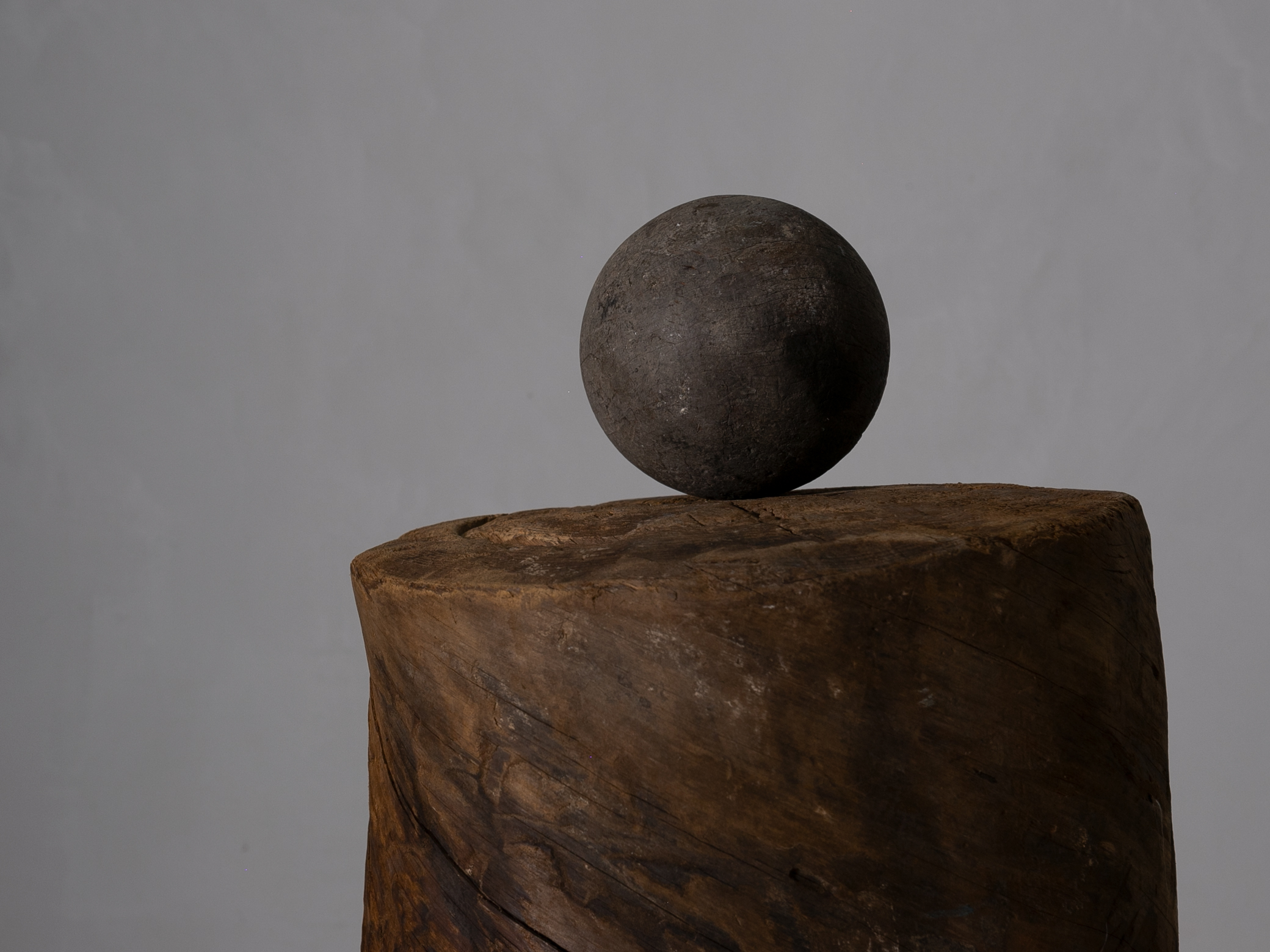 Wooden Small Ball I 木球