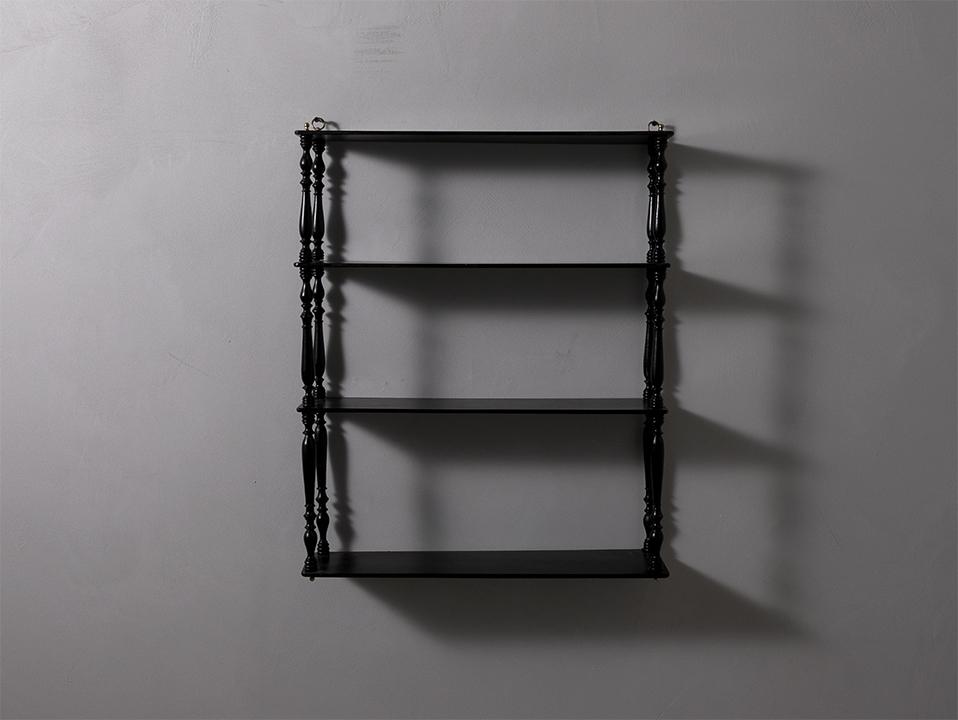 Antique display rack I アンティークディスプレイラック