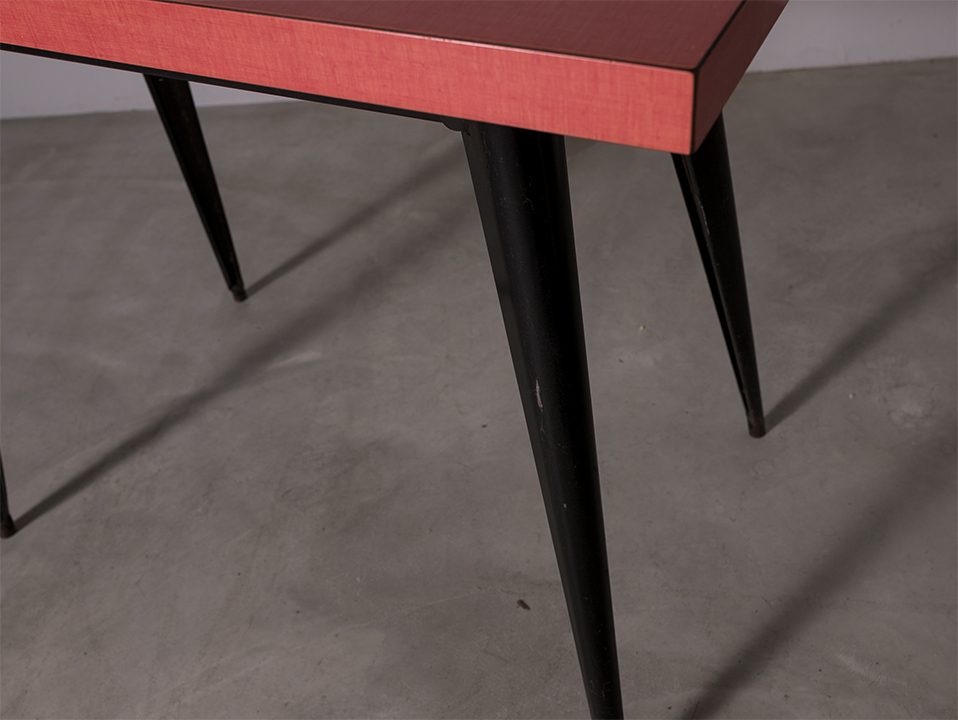 """TOLIX"" Square Table l トリックステーブル"